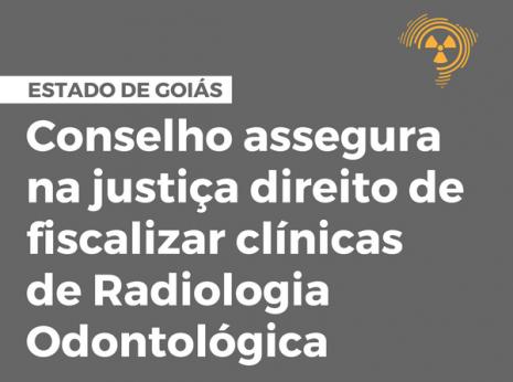 fiscalizacao clinicas radiologicas